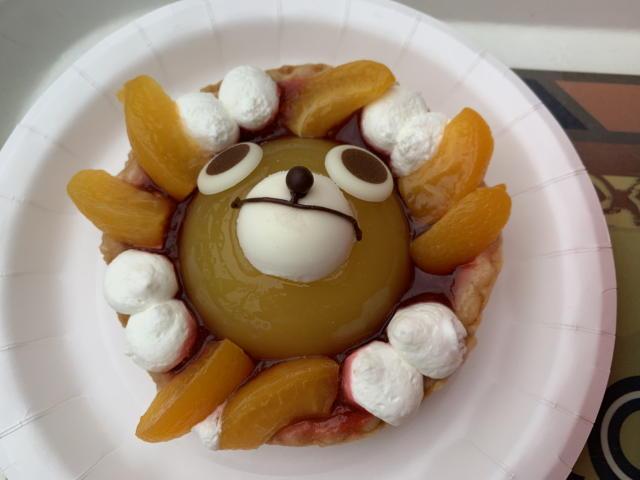 サウザンド・サニー号の大航海ケーキ  ~オレンジ・チョコタルト~