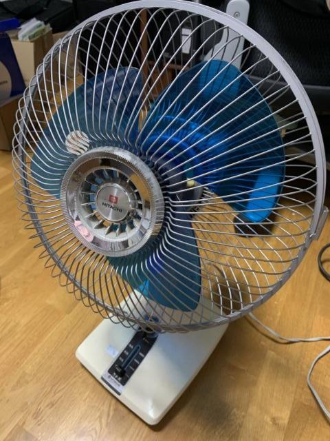 昭和 扇風機