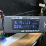 USB簡易電圧電流チェッカー
