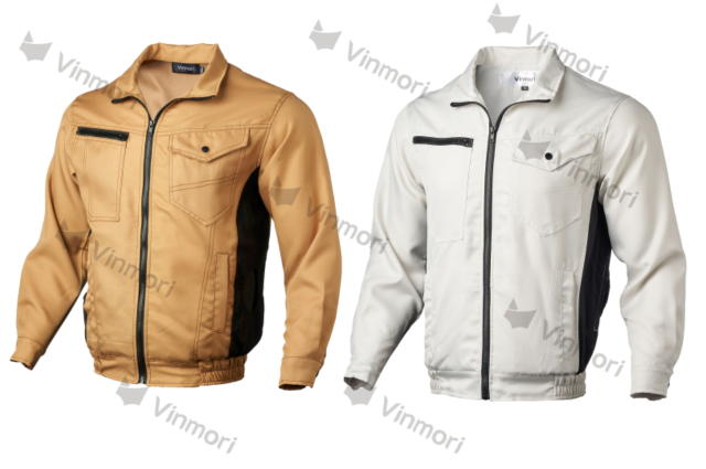 Vinmoriの空調服 作業服タイプ